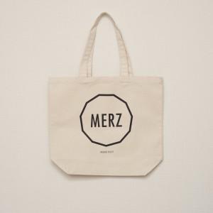 MERZ logo bag